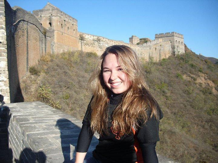 Samantha Keil China trip