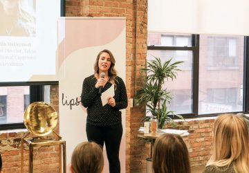 Speaking at EvolveHer in Chicago, IL