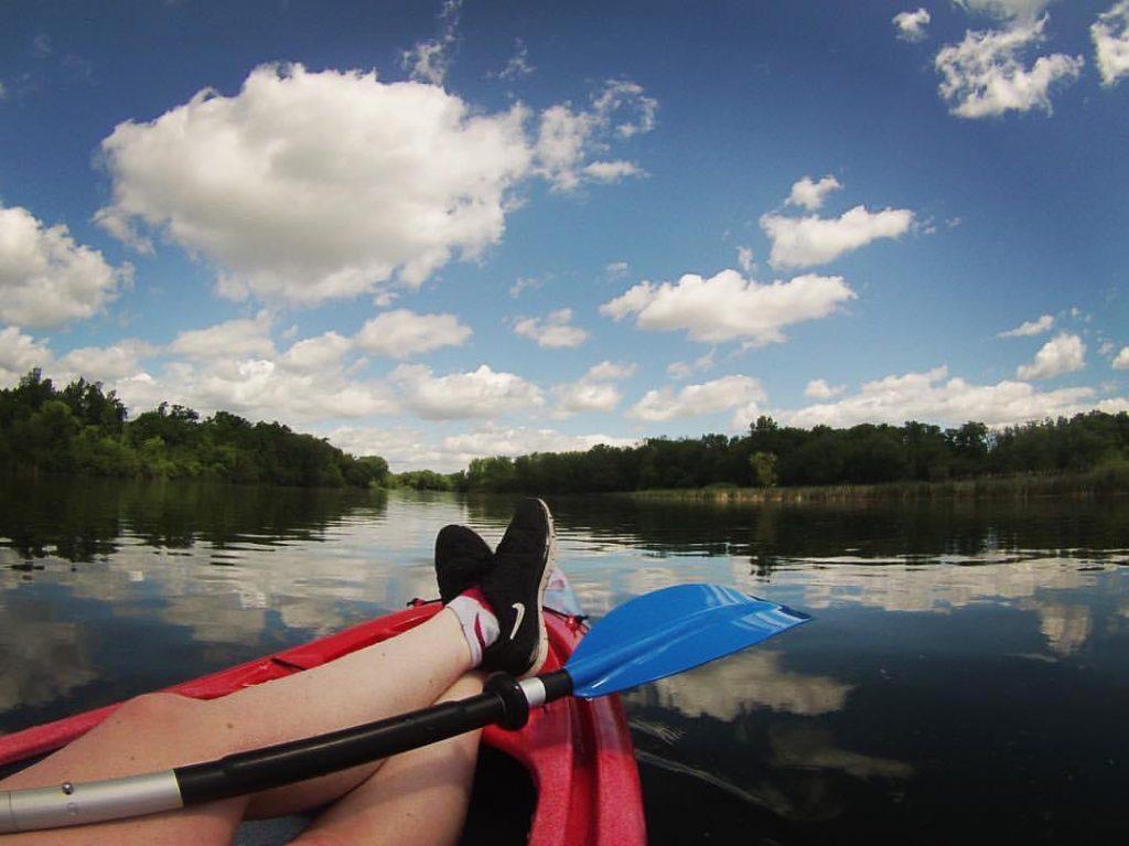 Kayak views