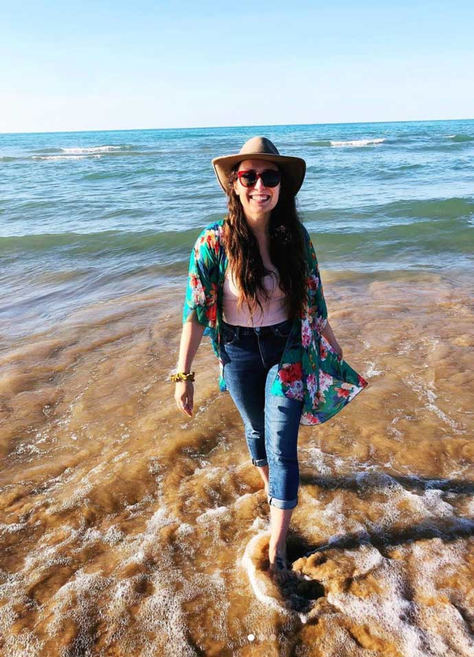 Lake Michigan - Terilyn Eisenhauer | Theater, Tarot, Travel
