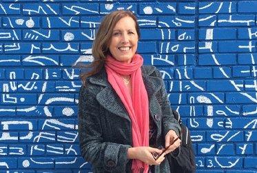 Amy Giddon tech entrepreneur and cofounder, CEO of Daily Haloha