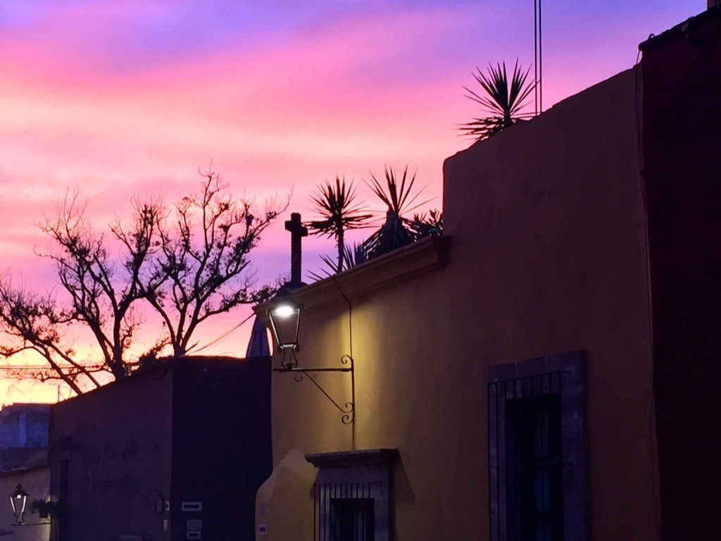 Mexico Sunset Amy Giddon