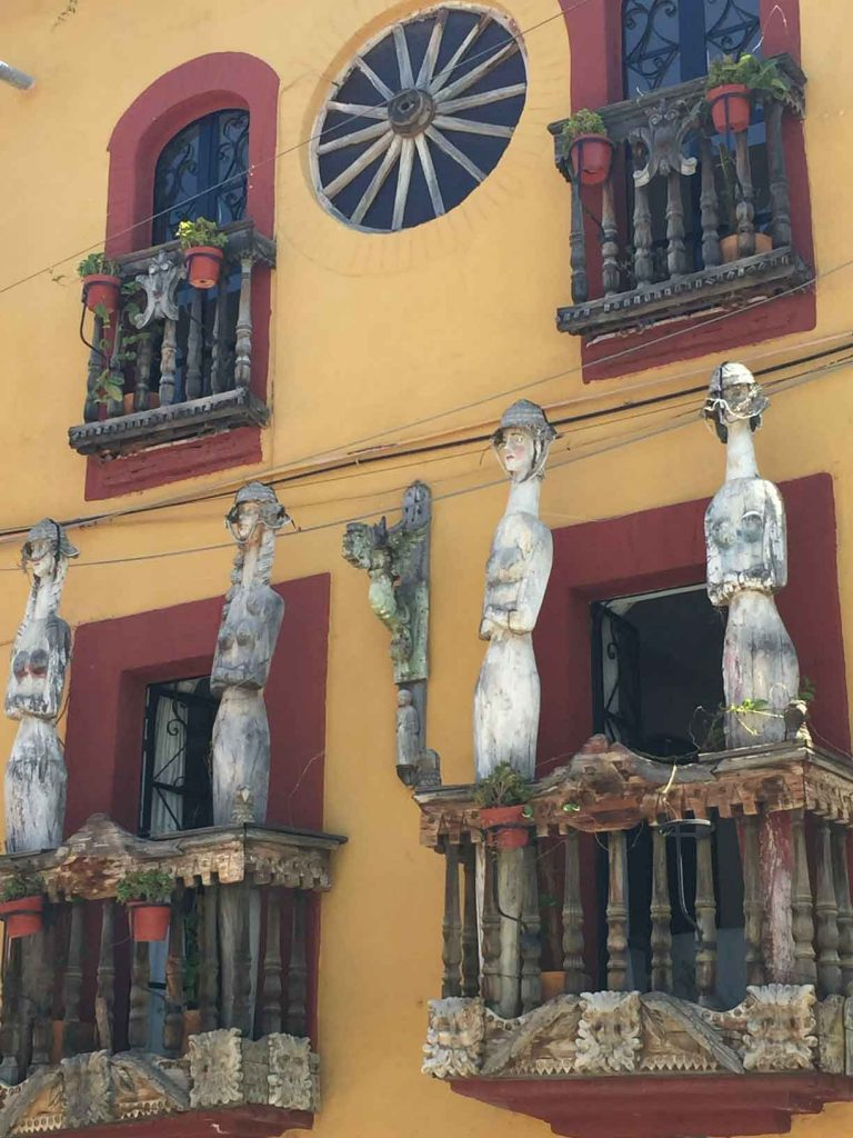 Scenes from Mexico from Amy Giddon