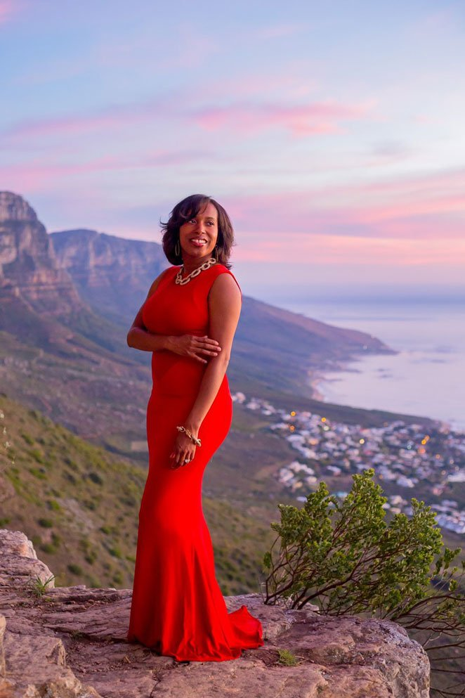 South Africa at Sunset | Brooke Eben - Safiri Love