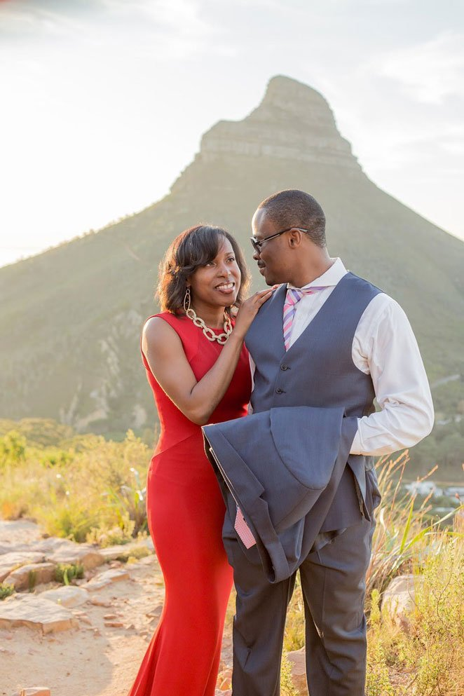 Golden Hour in South Africa - Safiri Love | Brooke Eben