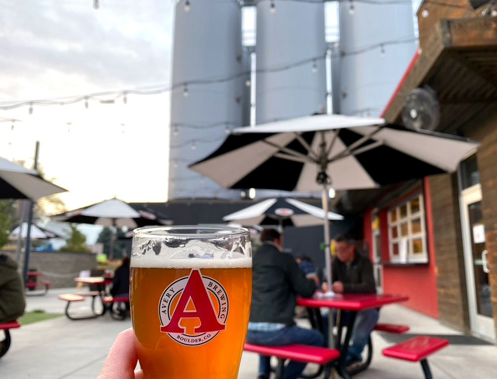 Avery Brewing Company in Boulder, Colorado