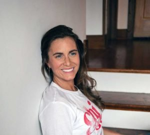 Maggie O'Reilly, founder and owner of MAYTA Collection