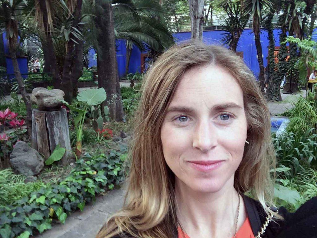 Mexico Frida House - Maggie O'Reilly
