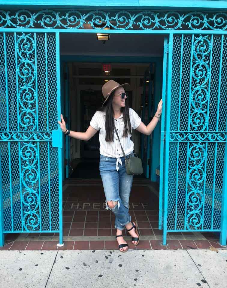 Katy Martin - entrepreneur and travel lover