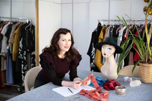 Angela Aaron, founder & CEO of NiceSeats