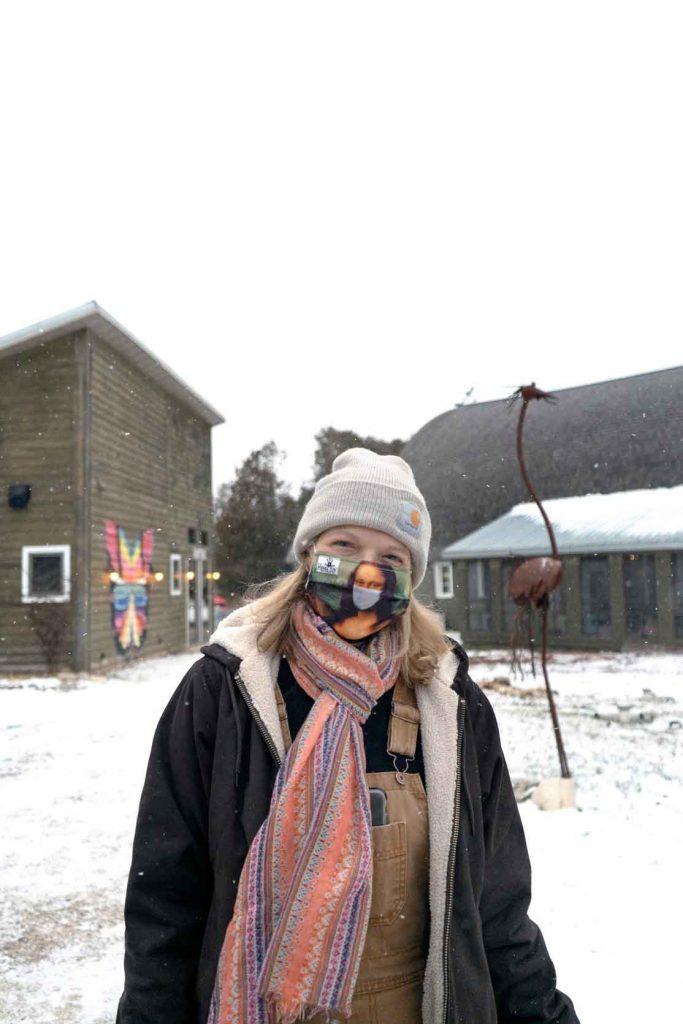 HandsOn Art Studio - things to do in Door County Wisconsin - Karon Ohm