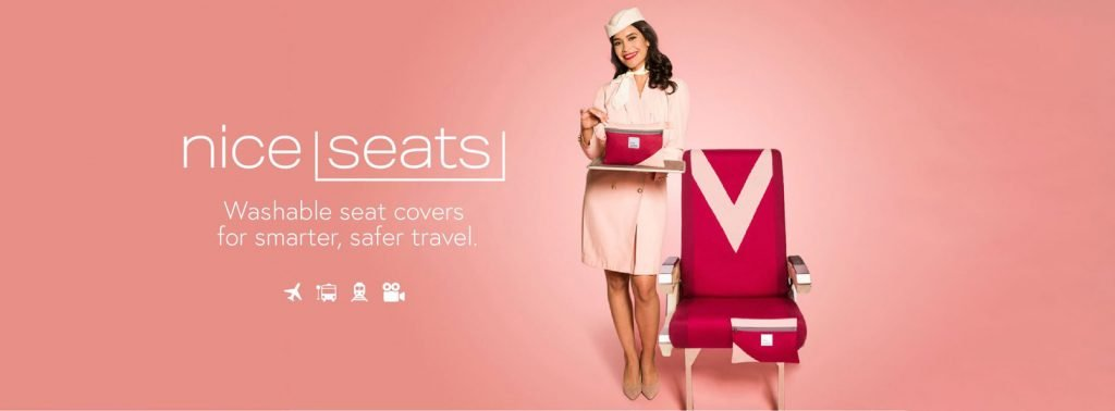 NiceSeats travel accessories for safe and healthy travel