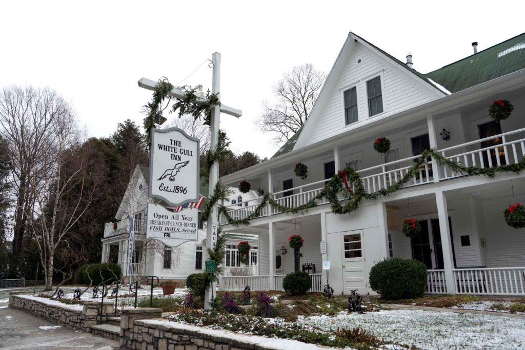White Gull Inn - Door County, Wisconsin