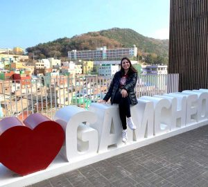ESL teaching in South Korea with Nicole Rosenberg