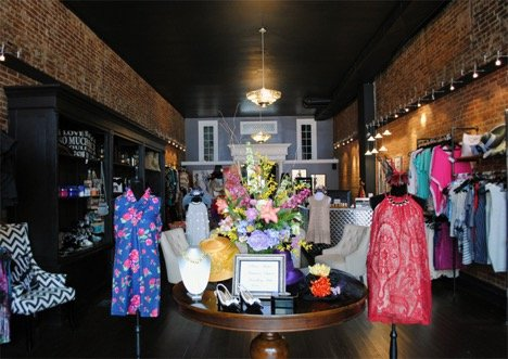 Blush on Main boutique in Madison Indiana