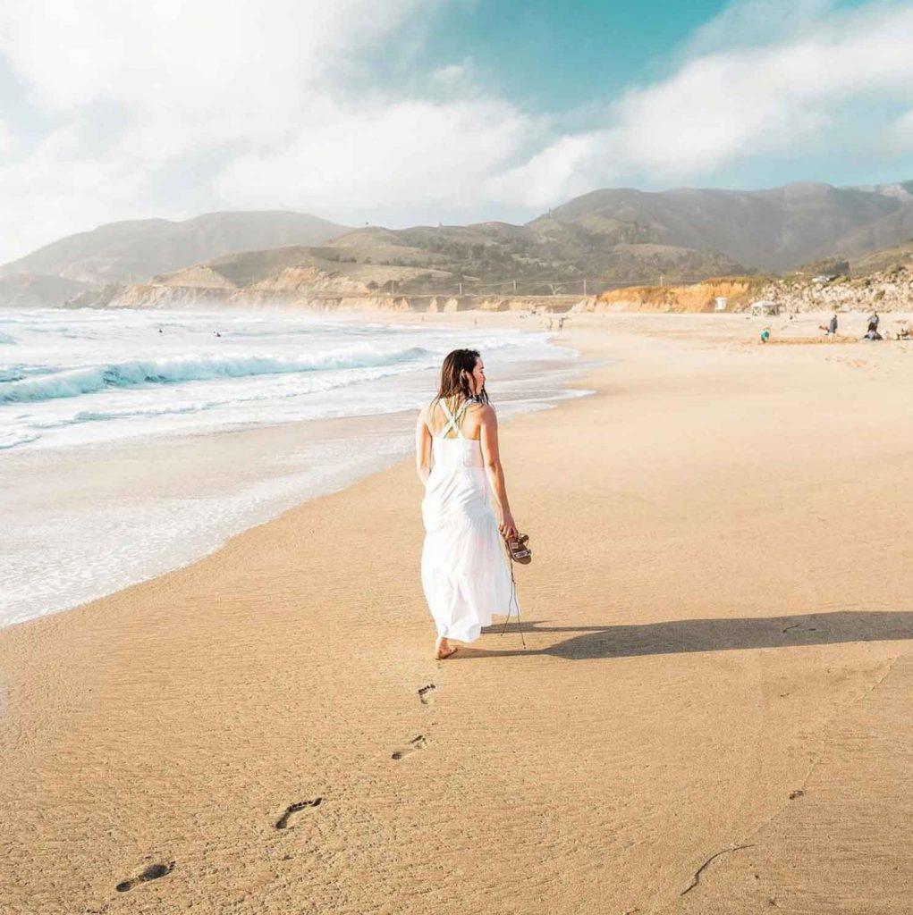 California beach - Megan Kain - Sognatore Collection