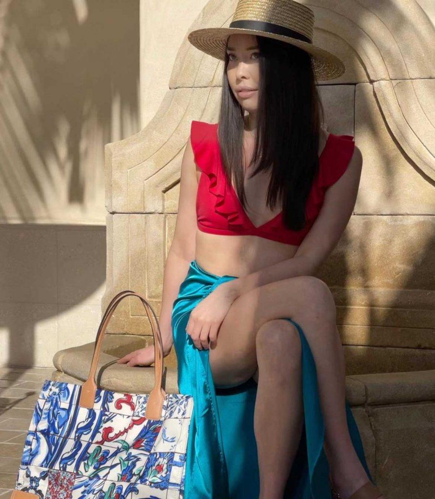 Affordable resort wear - Megan Kain - Sognatore Collection