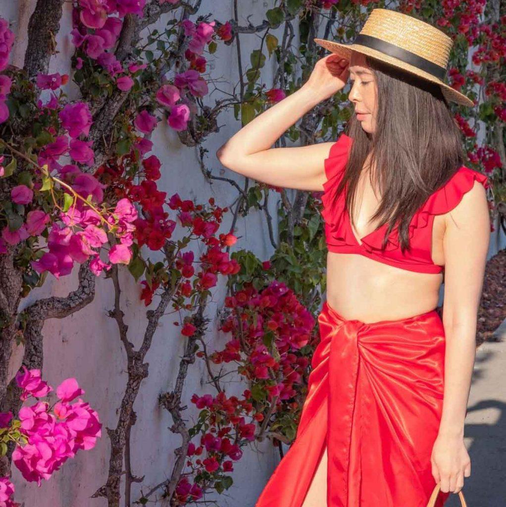 Luxury resort wear brand Sognatore Collection - Megan Kain
