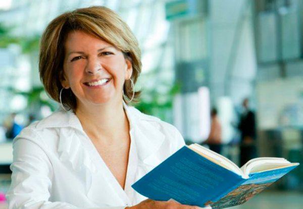 Adventures by the Book Founder & CEO Susan McBeth