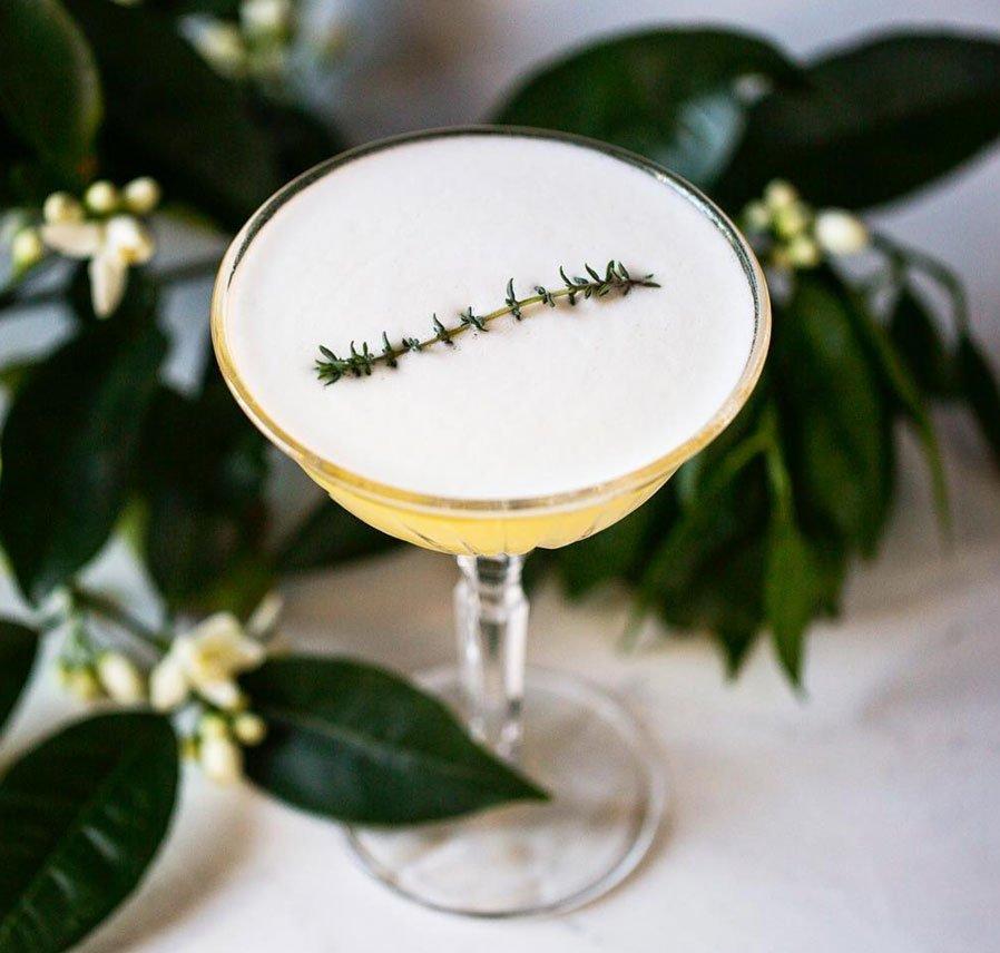 Genever cocktails in LA