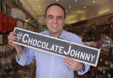 Chocolate Johnny on Wider Worldview on Fireside