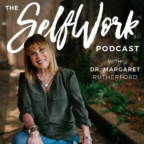 The SelfWork podcast by Dr. Margaret Rutherford - Megan Zink interview on Wider Worldview on Color & Curiosity
